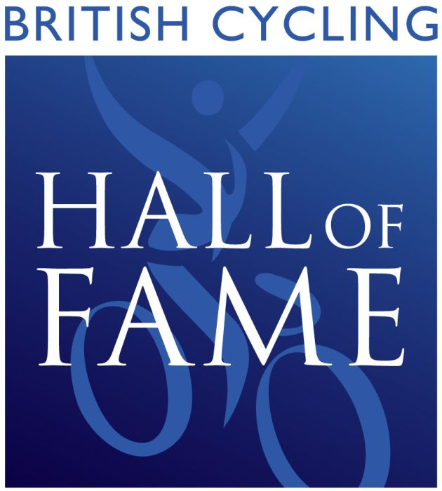 British Cycling Hall of Fame logo