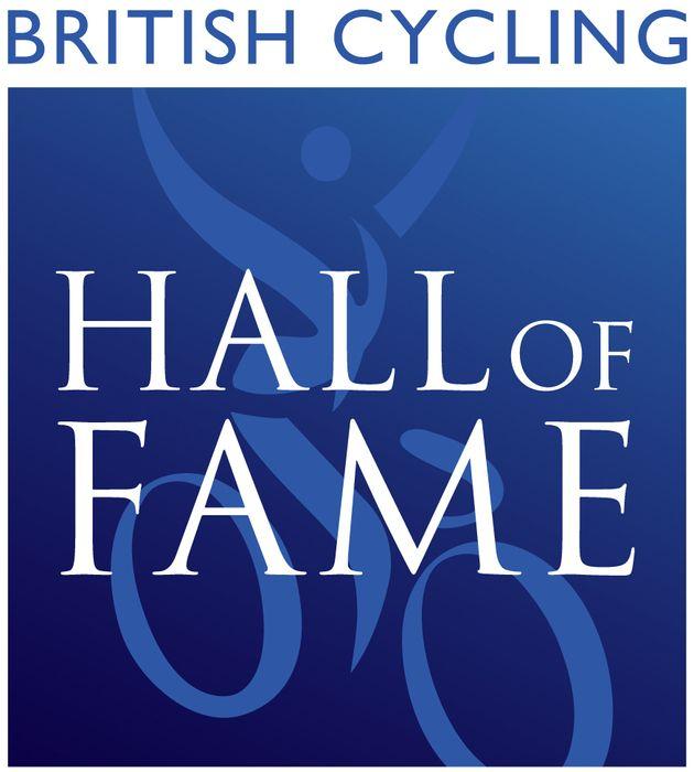 British Cycling Hall of Fame logo