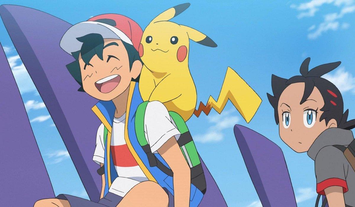 Pokemon Journeys: The Series Netflix