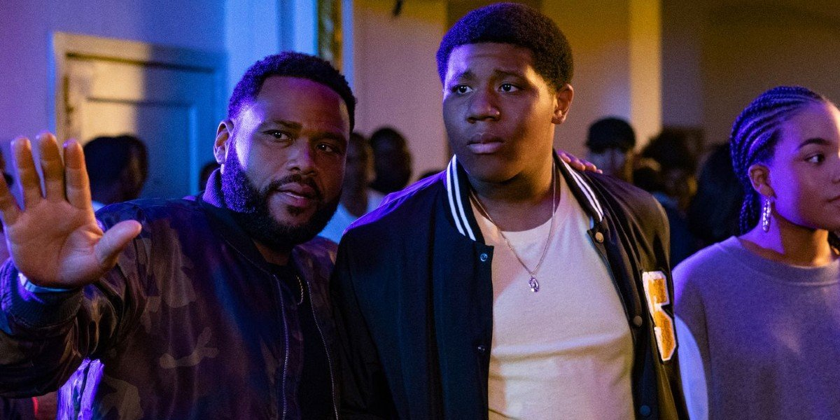 Anthony Anderson and Khalil Everage in Beats