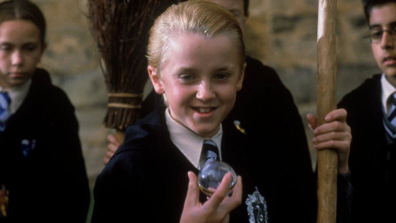 Harry Potter's Tom Felton Has A Great Take On Turning 34 This Week (Yes, 34)