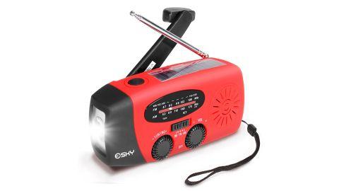 Esky ES-CR01 radio review