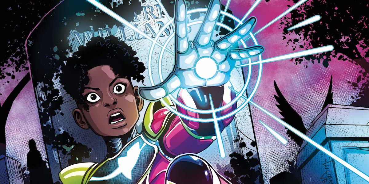 Riri Williams / Ironheart in Marvel Comics