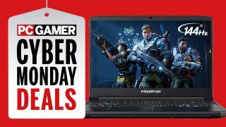 Cyber Week gaming laptop deals 2019