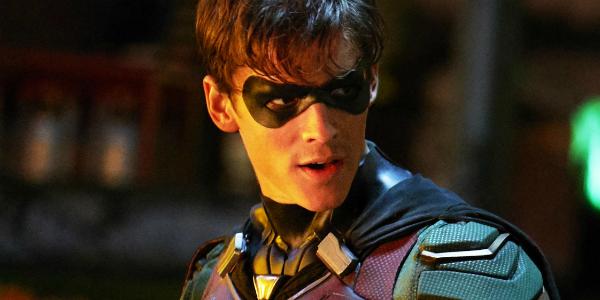 Titans Robin Dick Grayson DC Universe