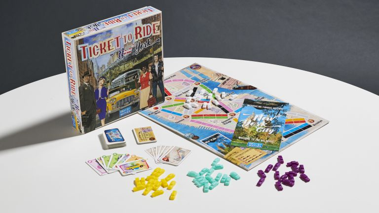 Ticket to Ride New York review