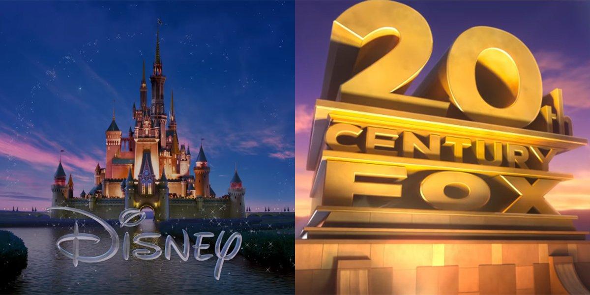 Disney and 20th Century Fox