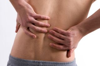 Lower back pain, pain relief
