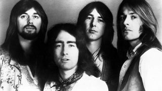 Bad Company in 1973