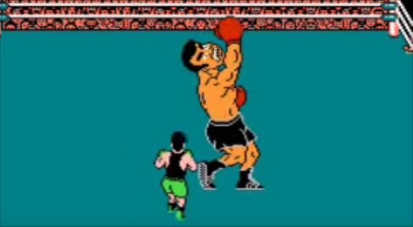 punch out player discovers a really easy way to knock out piston