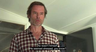 Closed captioning on Acorn TV's Jack Irish