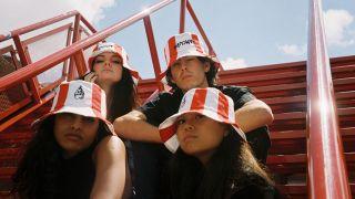 KFC bucket-hat