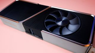 Nvidia GeForce RTX 3070 Ti Founders Edition graphics card at various angles