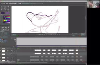 Virtual desktop screenshot