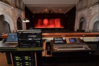 Ridgewood HS Upgrades Theatre with NEXO GEO Arrays