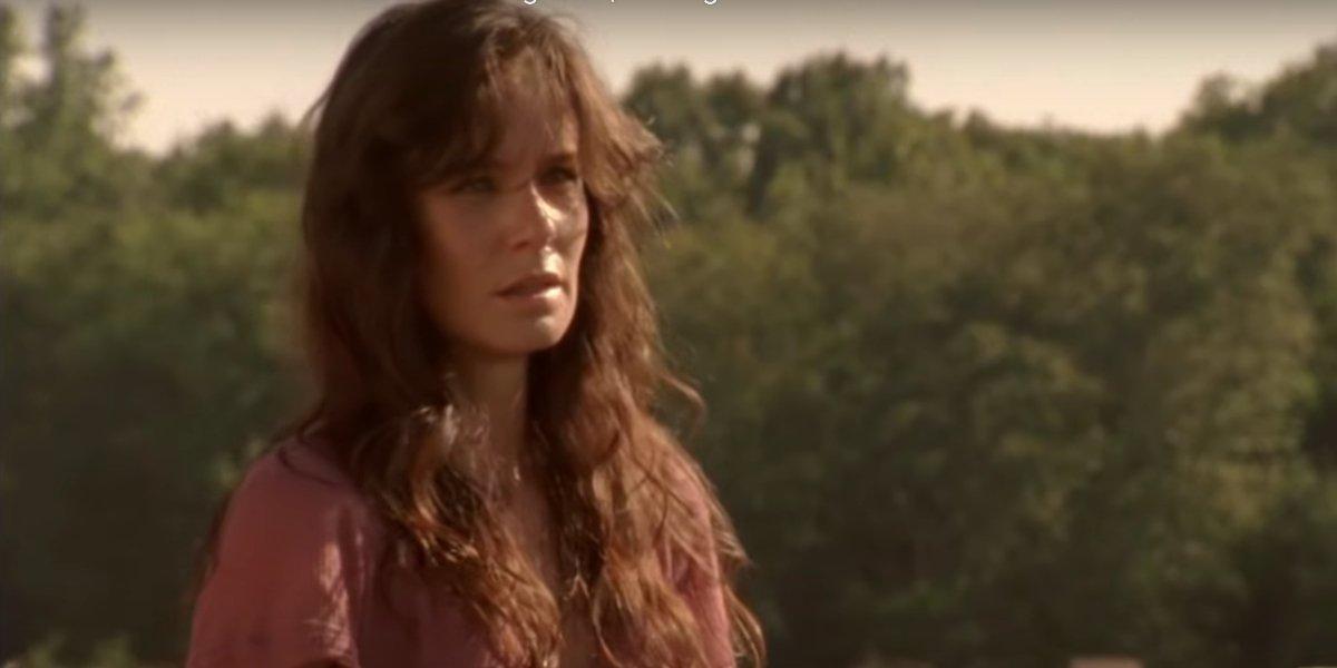 Sarah Wayne Callies on The Walking Dead