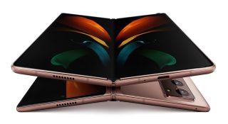 Galaxy Z Fold 2 pre-orders