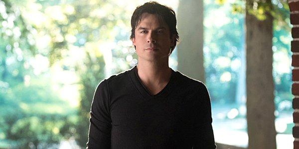 The Vampire Diaries finale Ian Somerhalder Damon Salvatore The CW