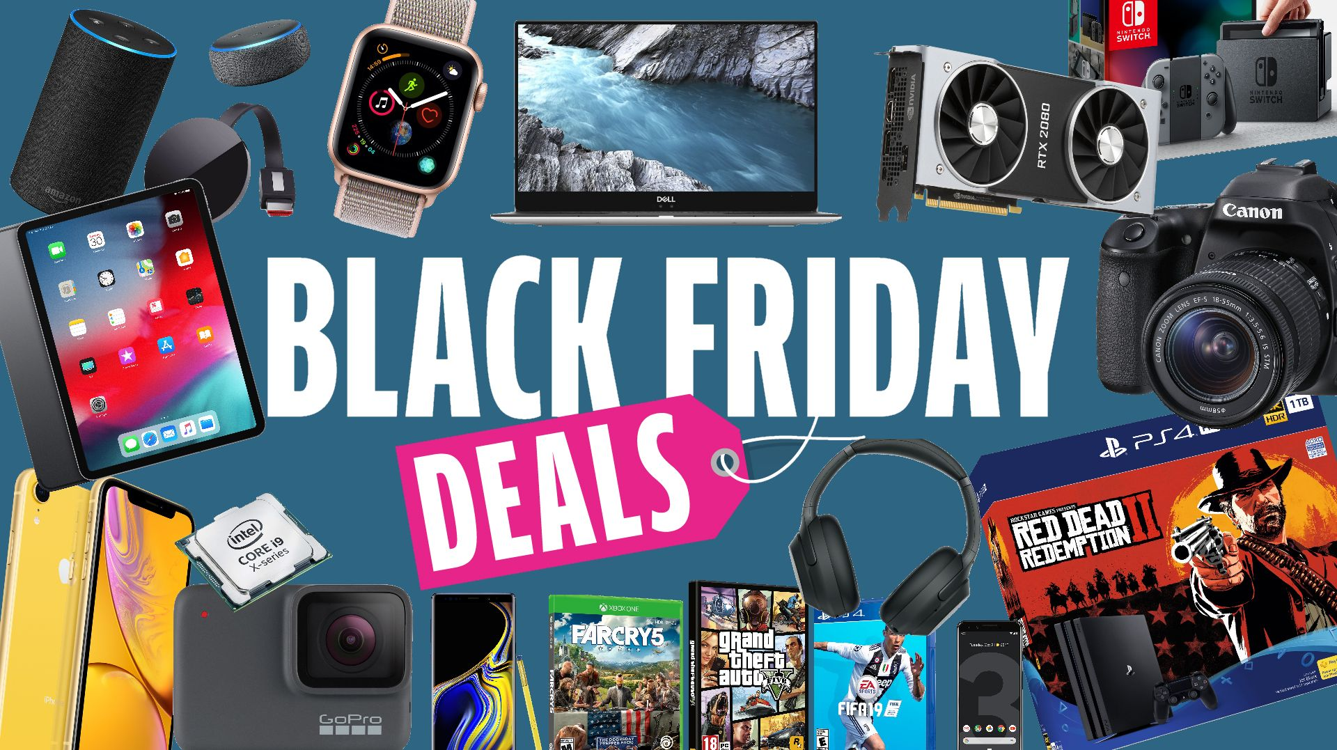 Black Friday 2019 Everything You Need To Know About The Next Big