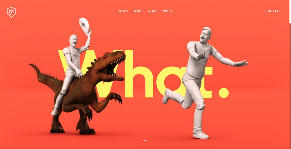 28 amazing design portfolios to inspire you   Creative Bloq