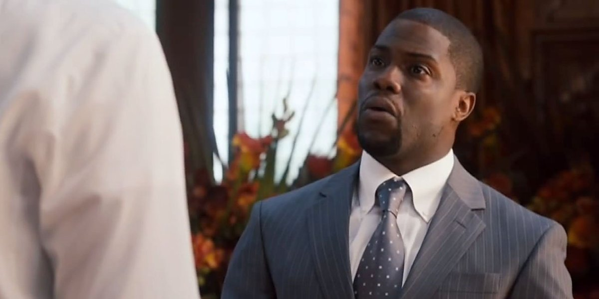 Kevin Hart in Death at a Funeral