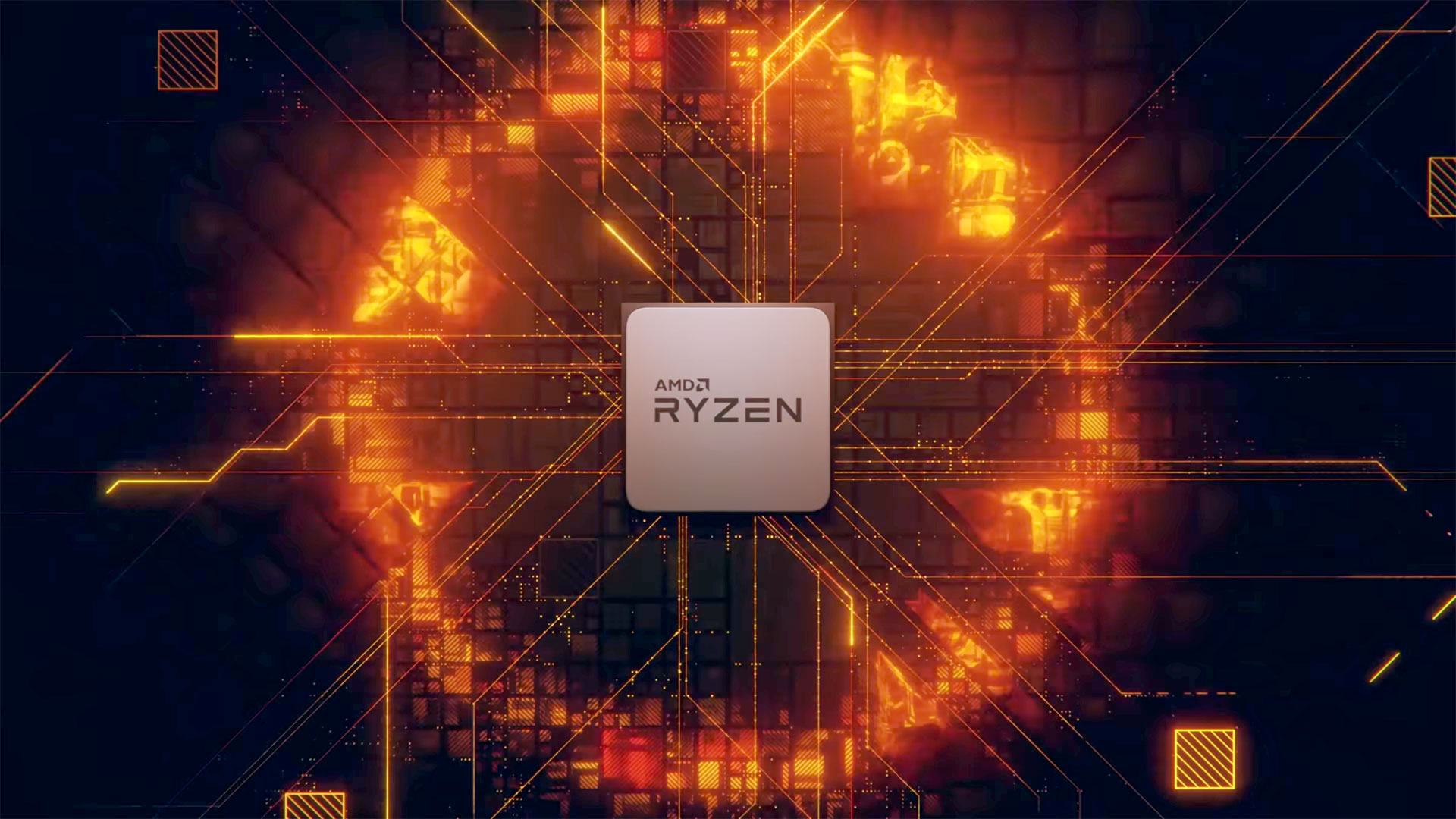 Amd Unveils Its Upcoming 7nm Cpus And Gpus During Computex