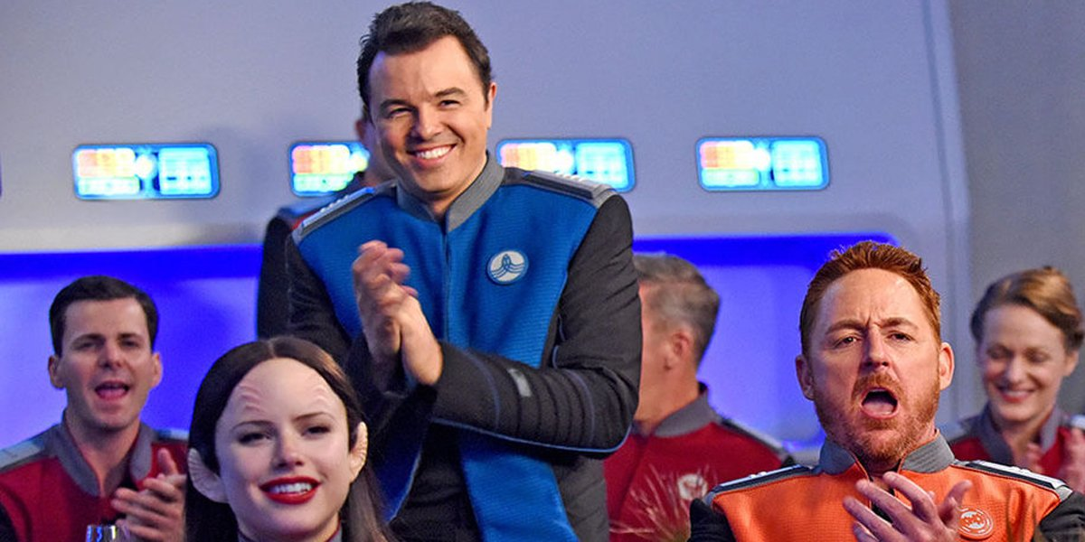 The Orville Season 3 Will Have Longer Episodes On Hulu (And More Bortus Mic Time)