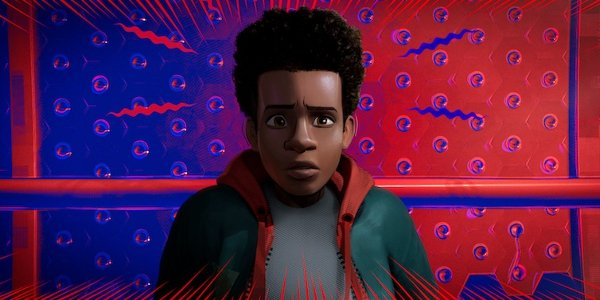 Spider-Man: Into The Spider-Verse Miles Morales discovers his spider sense