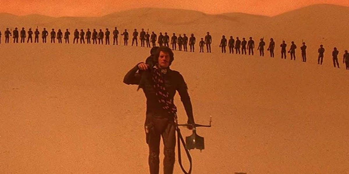 1984 Dune movie