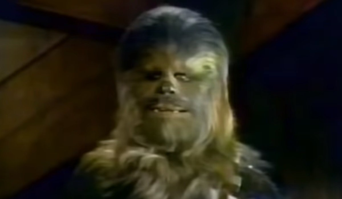 Chewbacca A Star Wars Holiday Special