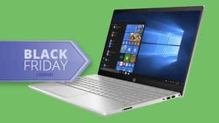 HP Pavilion 15z Touch Black Friday splash