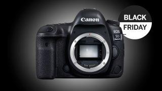 £430 off Canon EOS 5D Mark IV – a barmy Black Friday bargain!