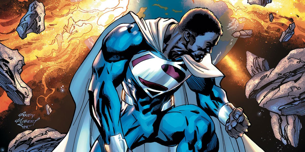 Val-Zod Earth-2 Superman