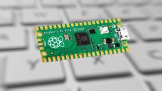 The Raspberry Pi Pico and arbitrary keyboard
