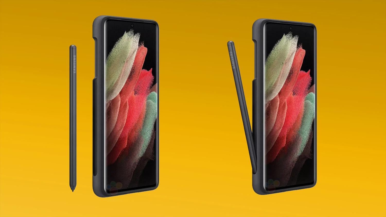 Estuche para Samsung Galaxy S21 Ultra S Pen