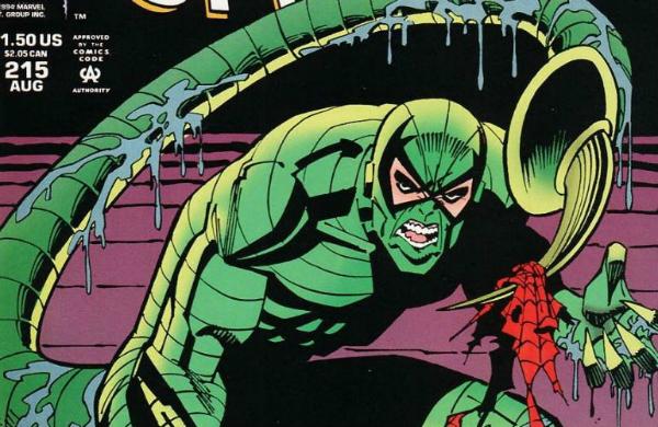 The Scorpion in Spider-Man comics