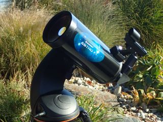 The Astro Fi 102 is a compact, app-driven telescope that's easy to use and easy on your credit card.