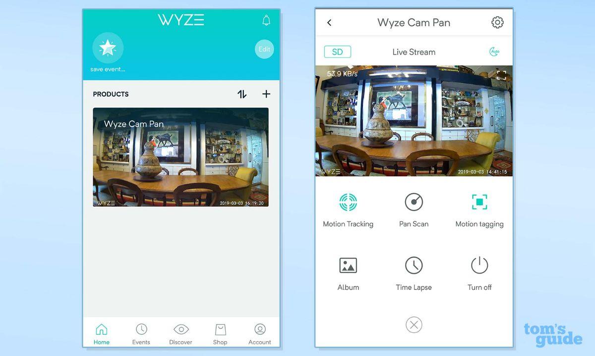 Wyze Cam Pan – Best Budget Security Camera | Tom's Guide