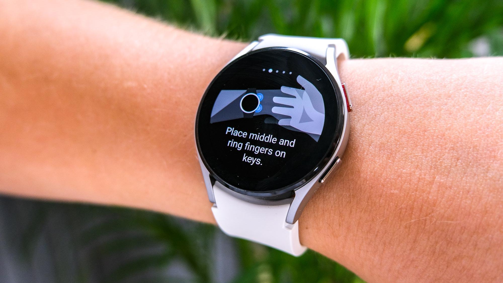 Состав корпуса Samsung Galaxy Watch 4