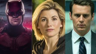 Daredevil season 3, Doctor Who season 11 and Mindhunter season 2 are just some of the new TV shows in 2018
