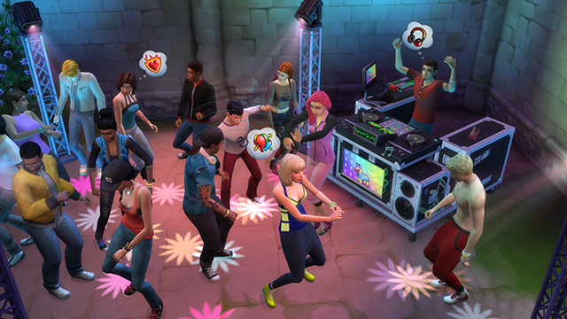 The Sims 4 Get Together Expansion Lets Your Sims Go To Europe #32937