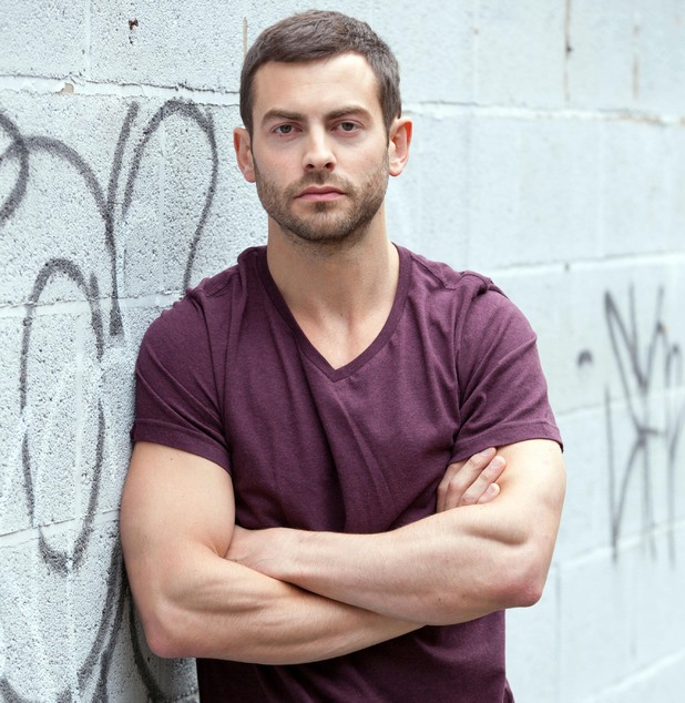 Who is dodger from hollyoaks hookup in real life