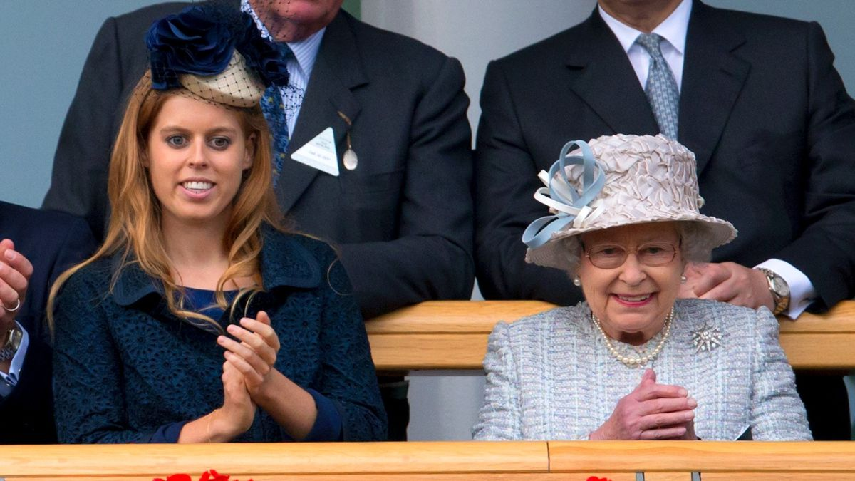 The Queen hated Princess Beatrice's original name so much that her parents changed it