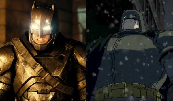 Batman v superman the dark knight returns