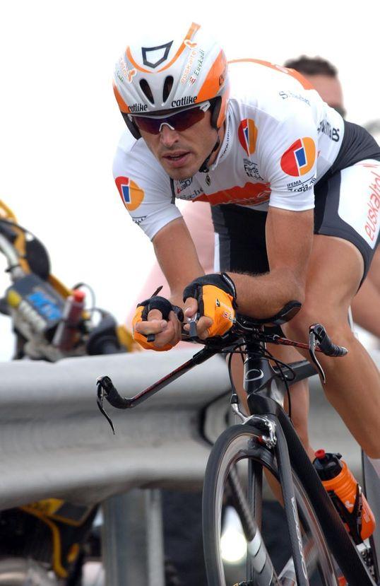 Tour of Spain 2007 st 20 Samuel Sanchez