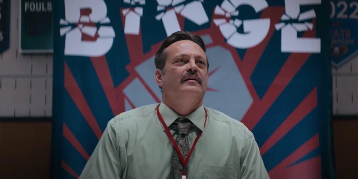 Vince Vaughn in Hulu's The Binge