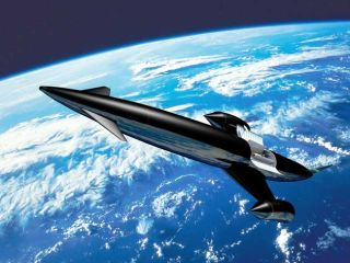 British Space Plane Concept Gets Boost
