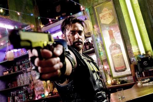 Watchmen - Jeffrey Dean Morgan as Edward Blake, aka The Comedian