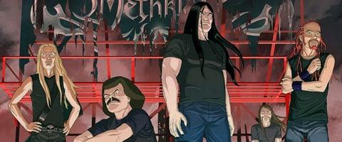 Metalocalypse Season 4 Dvd Review Cinemablend