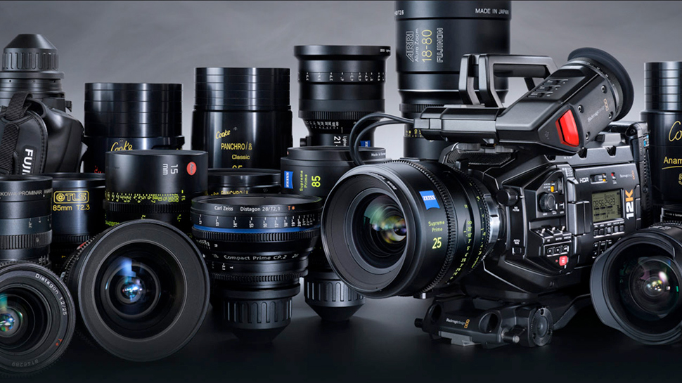 Forget 4k Blackmagic Design Unveils Ursa Mini Pro 12k Camera Techradar